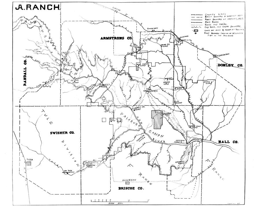 The Ja Ranch And Montie Ritchie